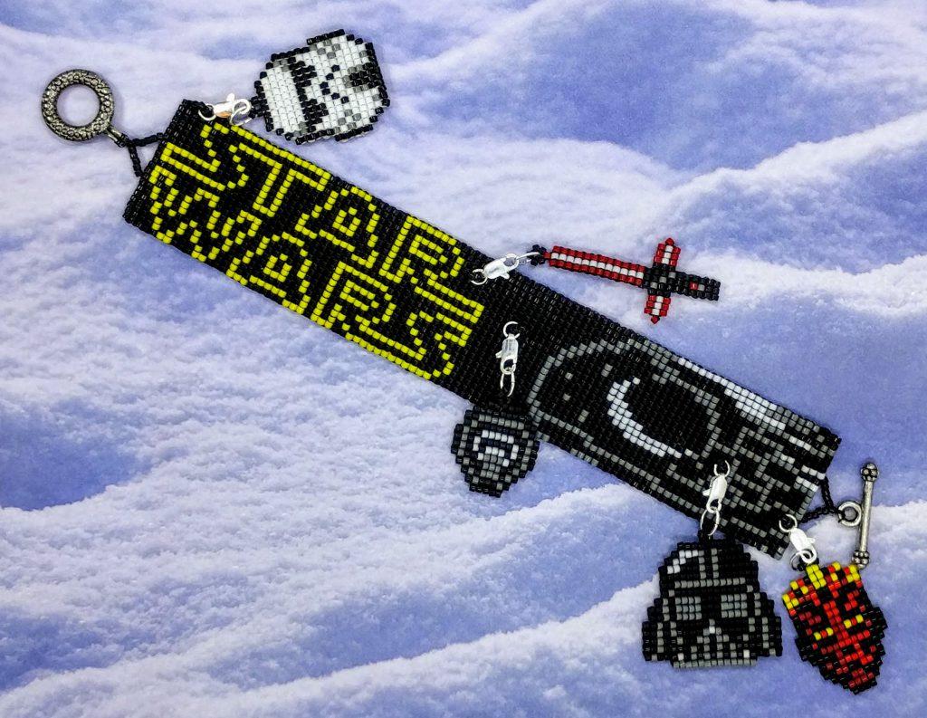 Star Wars - Dark Side Bracelet