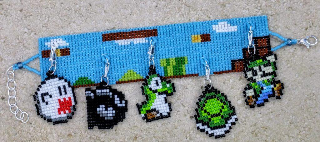Super Mario Bros Bracelet