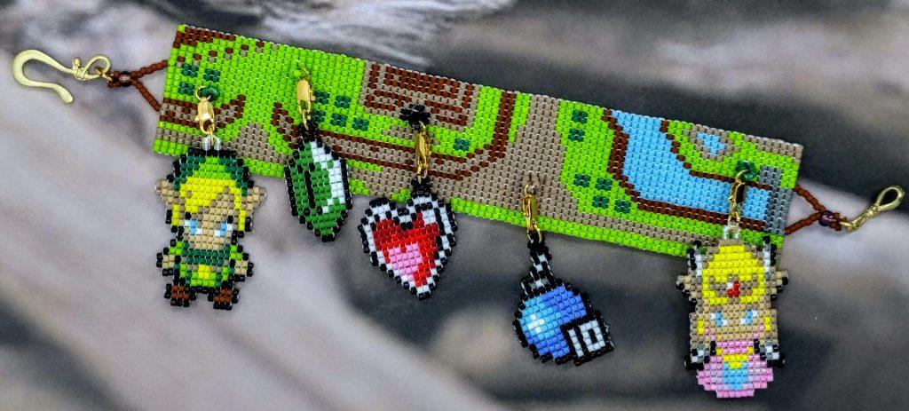 Legend of Zelda: Link to the Past Scene