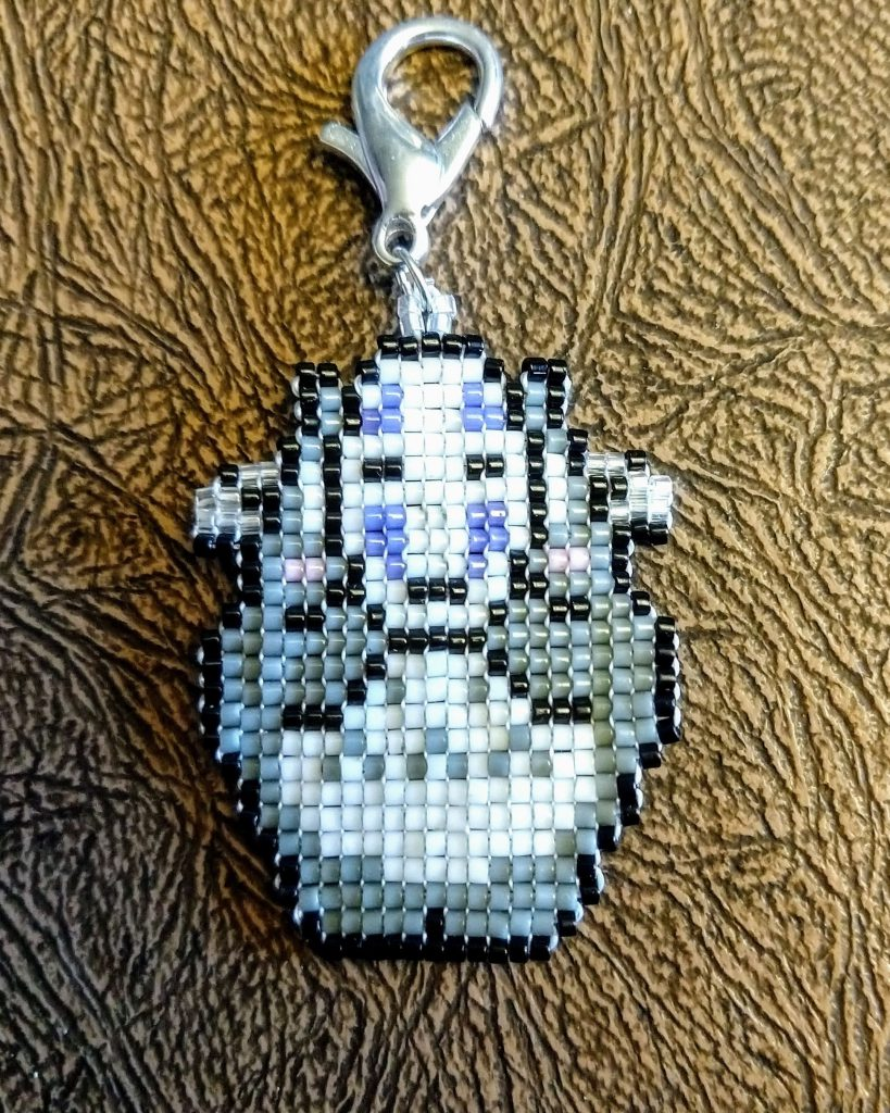 Totoro with No-Face Mask