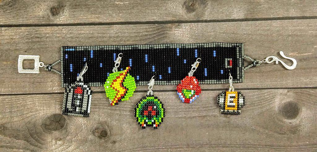 Metroid Bracelet