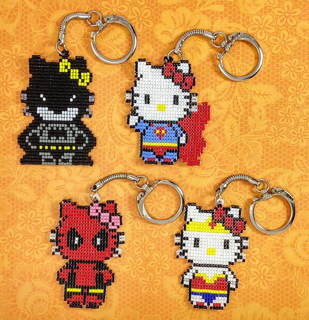 Super Hero Kitties