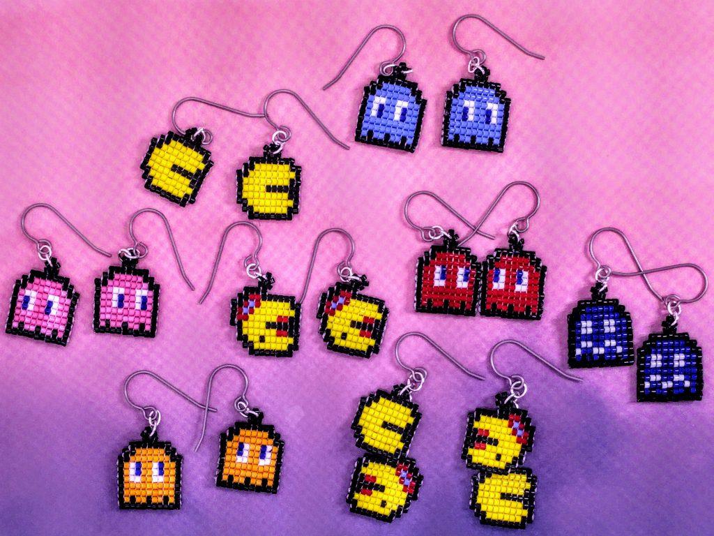 Pac Man Minis - Various